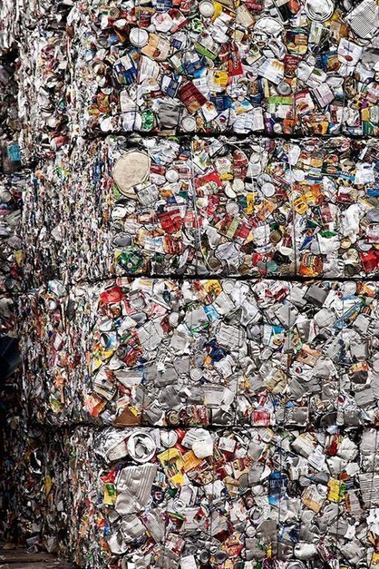 Someday we might get 100% of our aluminum from recycling (using only 5% of the energy) | Trends in Sustainability | Scoop.it