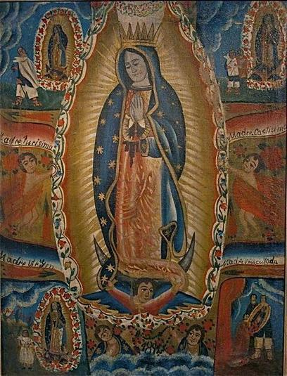 La Virgen de Guadalupe [HISTORY] | LatinBayArea | North America, South America, Asia | Scoop.it