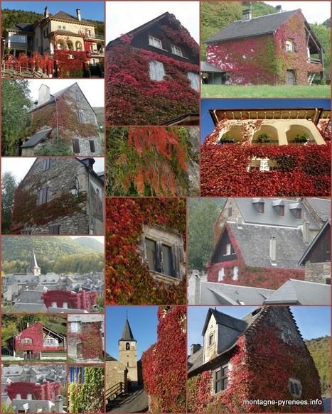C'est une maison rouge … - Montagne Pyrénées | Vallée d'Aure - Pyrénées | Scoop.it