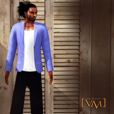 Male March 2013 Group Gift by Vero Modero | Teleport Hub | Second Life Freebies | Scoop.it