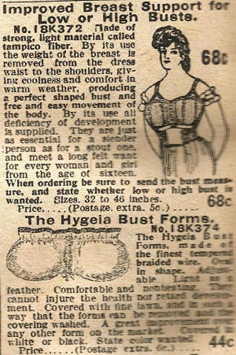 Productos de belleza femenina a principios del siglo XX   Cuerpo   Scoop.it