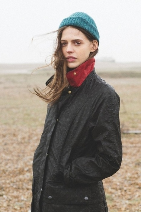 Paul Smith Jeans creëert lijn voor Barbour | FashionLicious | PAUL SMITH | Scoop.it