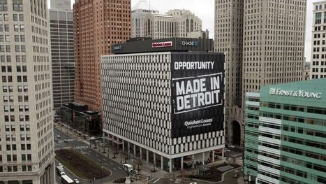 La ville de Detroit demande à se mettre en faillite | Detroit | Scoop.it