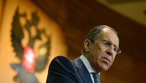 Lavrov Urges NATO to Stop 'Groundless Whipping-Up of Tension' | Business Video Directory | Scoop.it