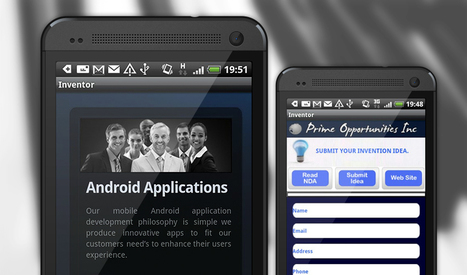 Mobile App Development and Mobile App Design Portfolio | Offshore IT Services | Scoop.it
