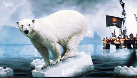 LEGO, how will you rebuild what Shell destroys?   Environmental studies   Scoop.it