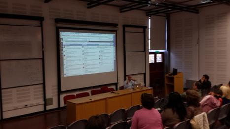 Por primera vez un referente español de las bibliotecas 2.0 visitó Argentina   Redes sociales y #biblioteca   Scoop.it