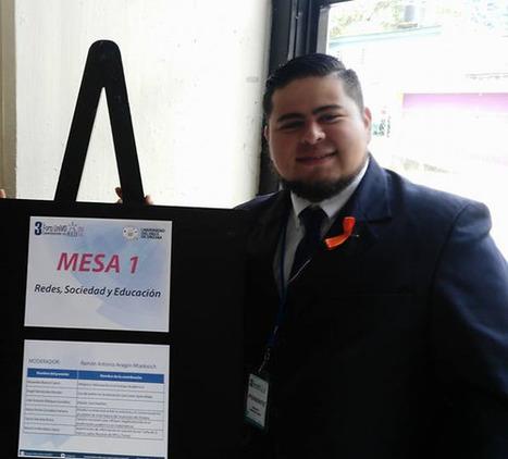 Mauricio Mendoza Tevez estudiante de Comunicaciones   Asómate   Educacion, ecologia y TIC   Scoop.it