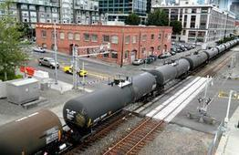 Coming to Railroads soon: Natural gas locomotives - Business Journal | Eco awareness | Scoop.it