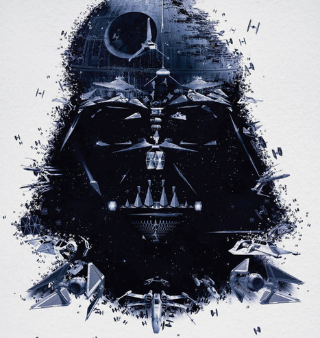 New Star Wars Identities Portraits are Awesome! - My Modern Metropolis | Cool Links | Scoop.it