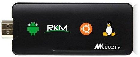 Ubuntu 12.04 Now Boots on Rockchip RK3188 mini PCs (T428, MK908, Rikomagic MK802 IV…) | Embedded Systems News | Scoop.it