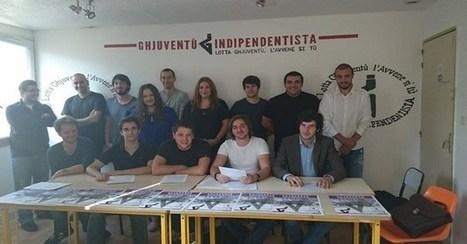 #Corse – Conférence de presse de rentrée pour Ghjuventù Indipendentista | CorsicaInfurmazione | Scoop.it