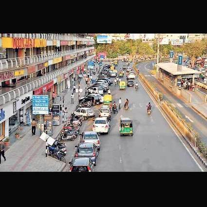 BRTS drives realty rates up 50% on Iskcon-Bopal stretch - Daily News & Analysis   Janmarg, the peoples' way   Scoop.it