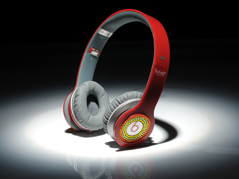 Eye-catching Beats by Dr. Dre Solo Diamond Colorful Headphones Red_hellobeatsdreseller.com | Monster Beats Solo | Scoop.it