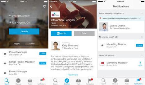LinkedIn ahora te permite buscar empleo con nueva aplicación ... | Recursos Humanos 2.0 | Scoop.it