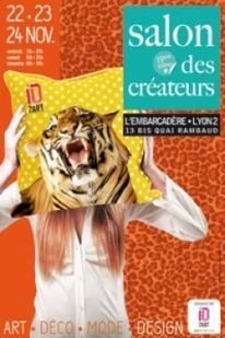 Salon des Créateurs Lyon   Salon à Lyon   22.23.24 novembre 2013   ID D'ART   Mode et beauté à Lyon   Scoop.it