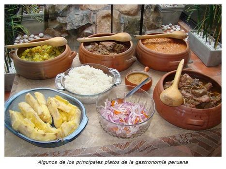 ¿Conoces la cocina peruana? | Cocinas del Mundo | Scoop.it