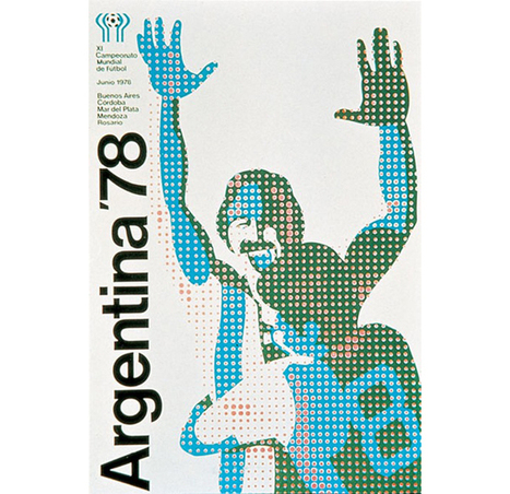 Argentina 78′ World Cup Poster | Collecting About Design | Scoop.it