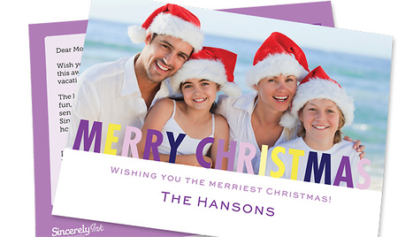 Season's Greetings! Sincerely Makes Mobile Photos Into Holiday Cards - Fast Company | MobilePhotography | Scoop.it