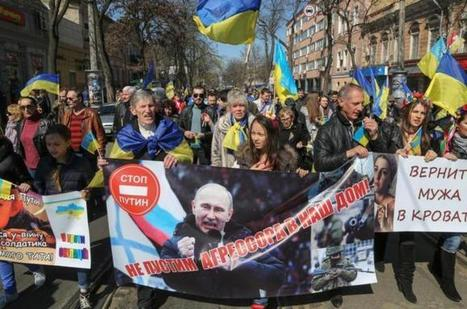 Ukraine and the 'parade of sovereignties' | InfoGraphicPlanet | Scoop.it