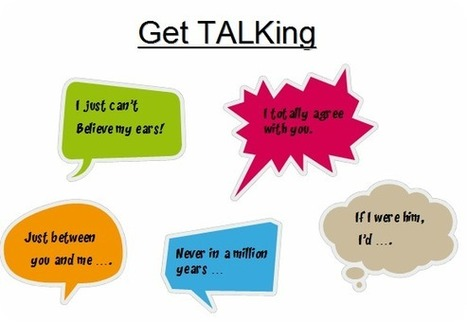Get Talking: Chunks | EFL Classroom 2.0 | Scoop.it