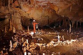 Néandertal construisait sous terre bien plus tôt qu'on ne le pensait | Aux origines | Scoop.it