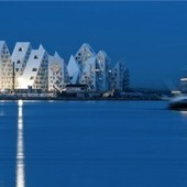 Remarkable Iceberg Inspired Housing in Aarhus, Denmark | Inthralld | The Property Notepad | Scoop.it