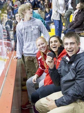 Cornell hockey opens season with tie against Nebraska - Ithaca Journal | Cornell | Scoop.it