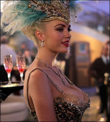 How to become a Vegas Showgirl | fashionukstyle | Scoop.it