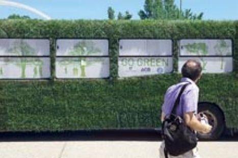 Grass-bus: Mobile lawn spreads environmental awareness at Thessaloniki | Weirdest grass creations ever made | Scoop.it