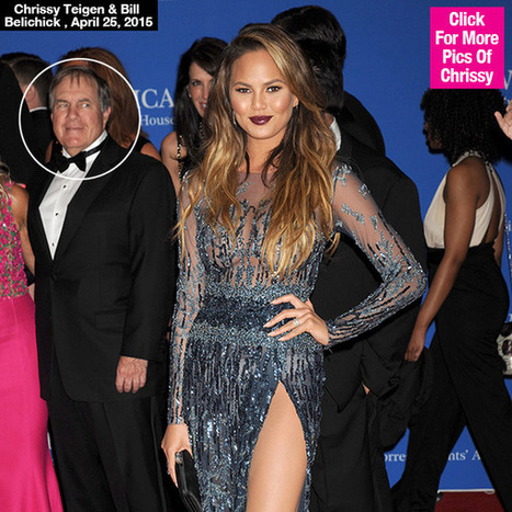 John Legend Calls Out Bill Belichick For Checking Out Wife Chrissy Teigen -- Pic | LibertyE Global Renaissance | Scoop.it