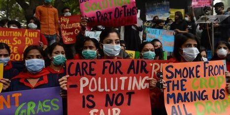 New Delhi suffoque dans un brouillard de pollution | Histoire et géographie-TICE-Lycée professionnel. | Scoop.it