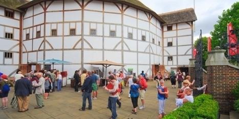 Virtual Tour / Shakespeare's Globe | Literature | Scoop.it