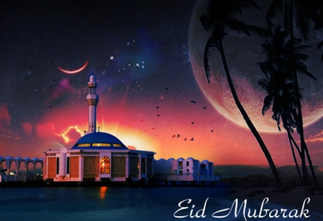 Happy Eid Al Fitr Wishes wallpaper and Eid Mubarakh Images | World Important days and Events | Scoop.it