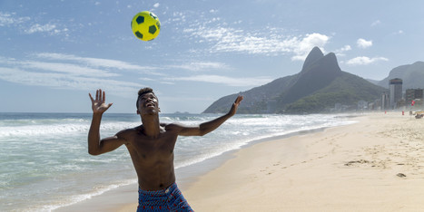 In Brazil, Soccer Isn't Just A Sport. It Changes Lives - Huffington Post | Soccer and Social Change | Scoop.it