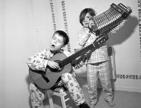 Why we are all accidental musicians - life - 15 October 2013 - New Scientist | Music | Scoop.it
