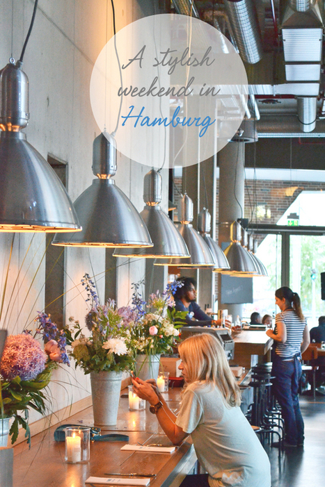 Happy Interior Blog: From Place To Space: Stylish Weekend In Hamburg | Style and Design | Scoop.it