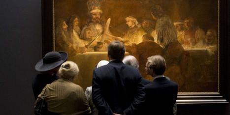 Accord franco-néerlandais pour acheter ensemble les deux Rembrandt | Clic France | Scoop.it