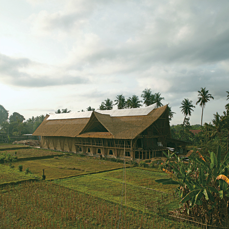 Bali Wood: the World's Largest Commercial Bamboo Structure | sustainable architecture | Scoop.it