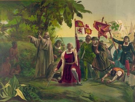 Polarizing Columbus: 5 Resources For Objectively Teaching Columbus Day | Educational Technology - Yeshiva Edition | Scoop.it