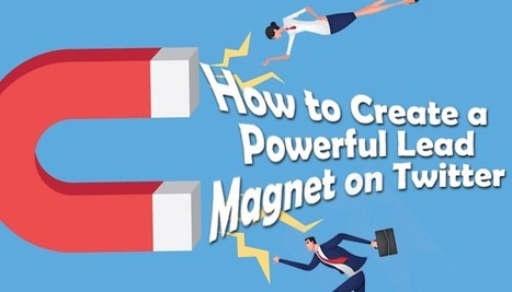 How to Create a Powerful Lead Generation Magnet on Twitter   Social Media Marketing Does Not Replace SEO   Scoop.it