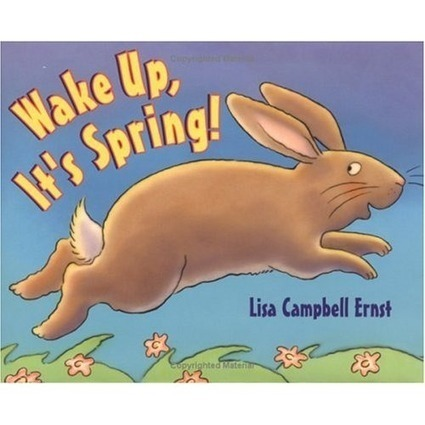 Read - Wake Up, It's Spring! By Lisa Campbell Ernst | Storytime: Spring | Scoop.it