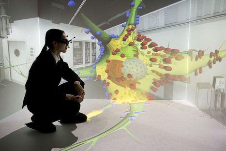 Le géant de la 3D Eon Reality s'implante à Laval - Bretagne Pays de Loire - Décideurs en Région   Implantation d'entreprise   Scoop.it