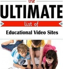The Ultimate List of Best 30 Free Educational Video Sites | Social Media: Changing Our World of Education | Scoop.it
