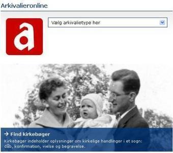 Les archives du Danemark sont en ligne | CGMA Généalogie | Scoop.it