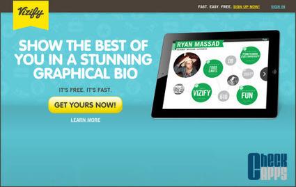 Vizify, convierte tus datos personales en una Infografía Interactiva   COMUNICACIONES DIGITALES   Scoop.it