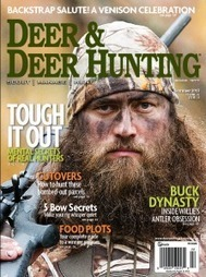 Duck Dynasty Show Star Willie Robertson Featured in Deer and Deer Hunting Magazine | Deer & Deer Hunting | Whitetail Deer Hunting Tips | Deer Hunting (M) | Scoop.it