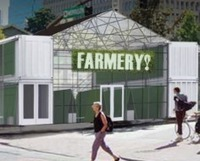 Greenhouse Grocery Store Educates Shoppers About Locally-Grown Food [Video] - PSFK | Vertical Farm - Food Factory | Scoop.it