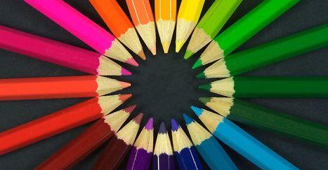 Dossier : Les mystères de la couleur | La technologie au collège | Scoop.it