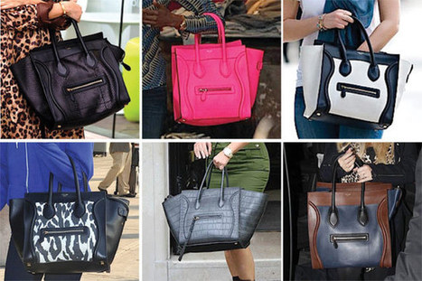 Purchase Latest Style of Celine Bags for Women | Celine Bag Outlet in US | Buy Discount Celine Bags and Handbags Online | Fashion Women Shoes | Scoop.it
